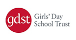 Girl's Day School Trust Logo Full Colour