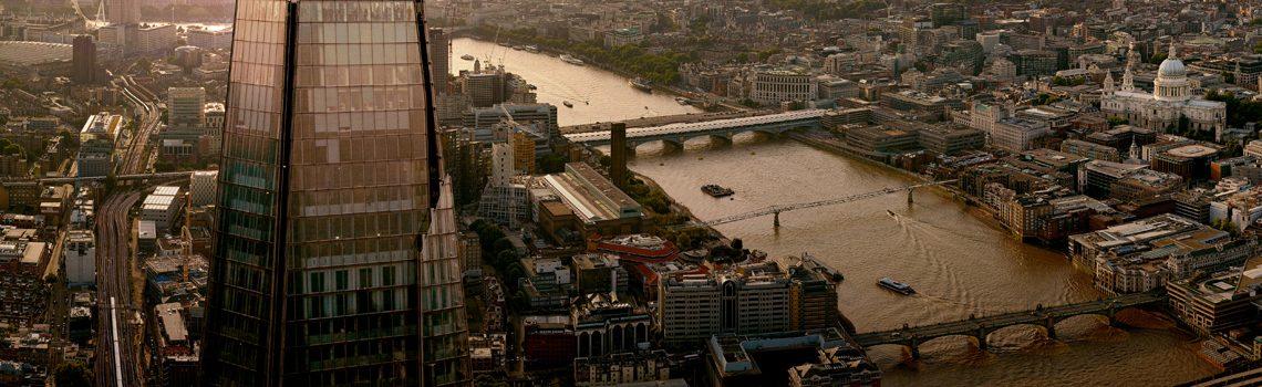Sage Debate The Shard London
