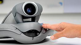 service video conferencing